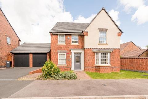 4 bedroom detached house to rent - Perrott Way, Harborne, Birmingham, B17 8LW