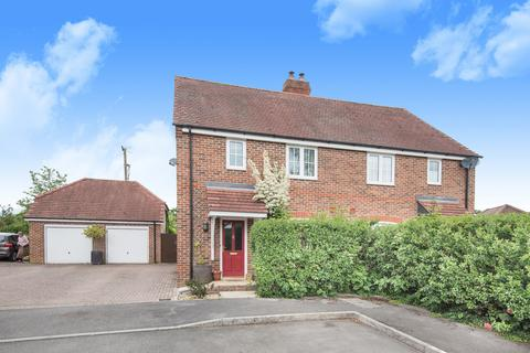 4 bedroom semi-detached house for sale - Rutherford Close, Highclere