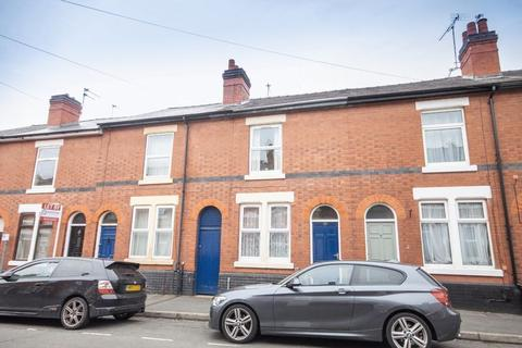 3 bedroom terraced house for sale - Pybus Street, Derby