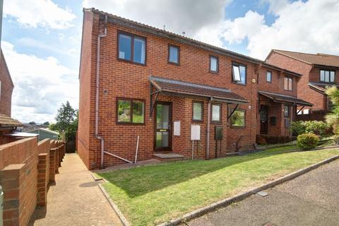 2 bedroom end of terrace house for sale - Celia Crescent, Exeter