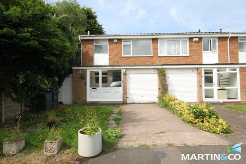 3 bedroom end of terrace house to rent - The Close, Harborne, B17