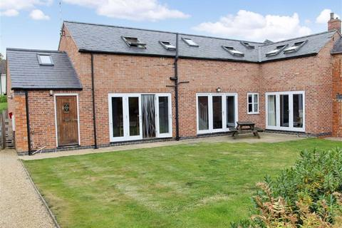 3 bedroom barn conversion for sale - Hallaton Road, Tugby, Leicestershire