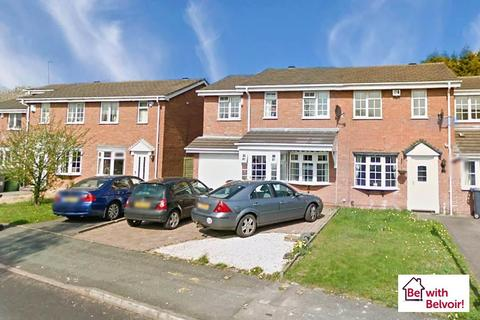 4 bedroom semi-detached house for sale - Hawkswell Drive, Willenhall