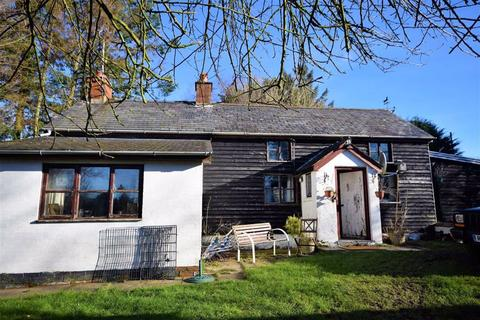 3 bedroom property with land for sale - Woodhouse, St Harmon, Rhayader, Powys, LD6