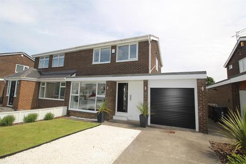 3 bedroom semi-detached house for sale - Coldstream Way, North Shields