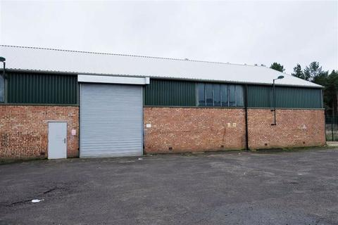 Industrial unit to rent - Willingham Hall Industrial Estate, Rasen Road, Market Rasen, Lincolnshire