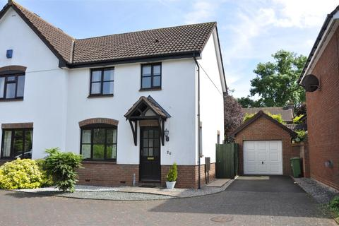 3 bedroom semi-detached house to rent - Farmhouse Avenue, Exeter