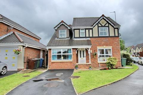 4 bedroom detached house for sale - Malham Drive, Whitefield, Manchester
