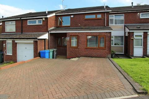3 bedroom terraced house for sale - Tintern Avenue, Whitefield, Manchester