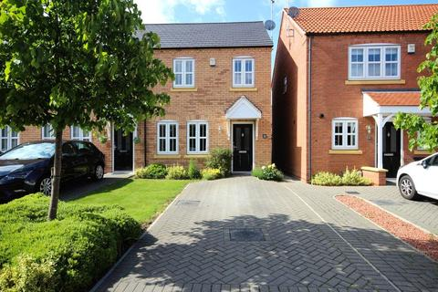 3 bedroom end of terrace house for sale - Bowland Way, Kingswood, Hull