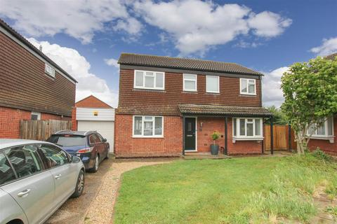 4 bedroom detached house for sale - Bronte Close, Haydon Hill, Aylesbury
