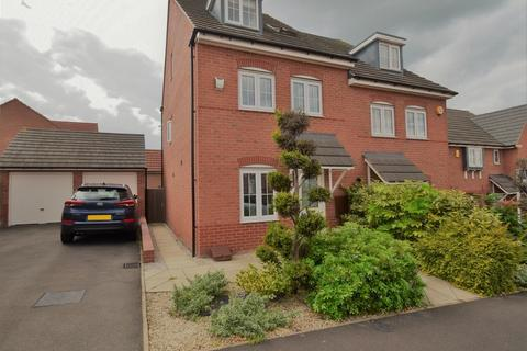 3 bedroom semi-detached house for sale - Birch Lane, Glenfield, Leicester