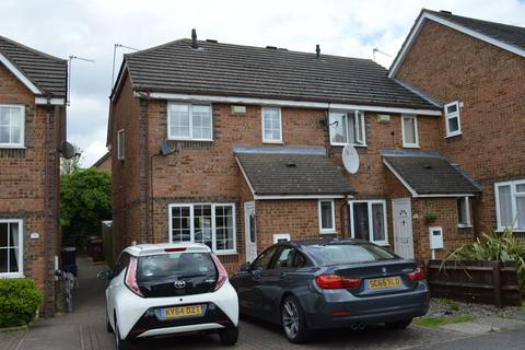 3 bedroom semi-detached house to rent - Tapeley Gardens, East Hunsbury, Northampton NN4 0XE