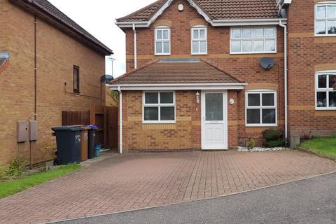 3 bedroom semi-detached house for sale - Harcourt Way, Hunsbury Hill, Northampton NN4 8JS