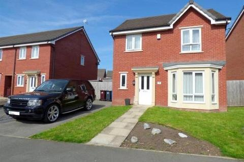3 bedroom detached house for sale - Springfield Crescent, Liverpool, Merseyside, L36