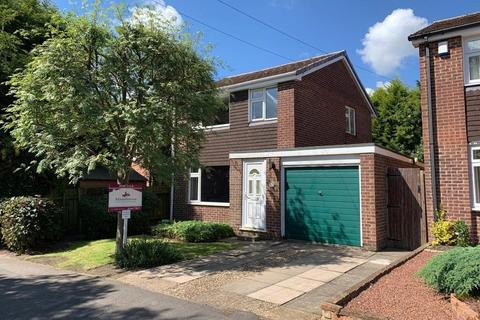 3 bedroom detached house for sale - Bickley Avenue, Melton Mowbray