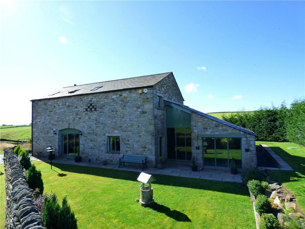 4 Bedrooms Barn Conversion Character Property for sale in Tipperthwaite Lodge, Giggleswick, Settle, North Yorkshire
