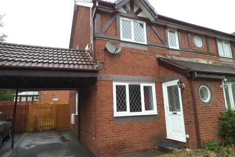 2 bedroom semi-detached house to rent - Rushfield Gardens, Bridgend CF31