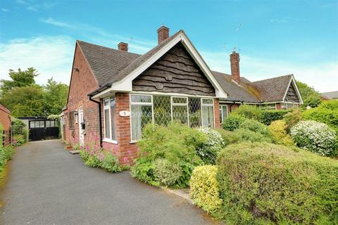 2 bedroom bungalow for sale - Manor Close, Mossley, Congleton