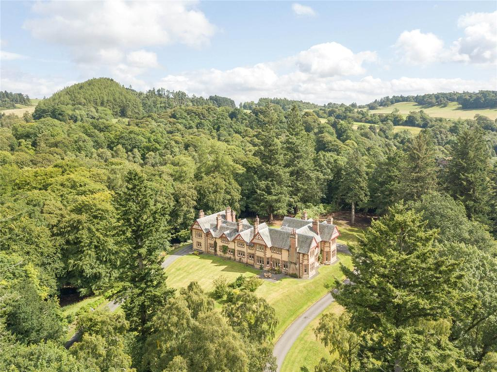 Superb Spectacular Scottish Castles And Estates For Sale Country Life Home Interior And Landscaping Spoatsignezvosmurscom