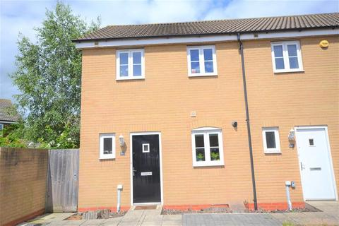 2 bedroom end of terrace house for sale - Robert Davy Road, Exeter, EX2 7AX