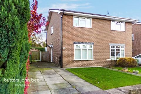 2 bedroom semi-detached house for sale - Booth Avenue, Sandbach