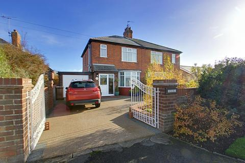 3 bedroom semi-detached house for sale - Withernsea Road, Hollym, Withernsea, East Riding of Yorkshire, HU19