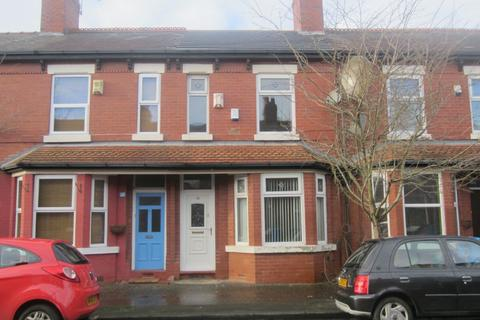 3 bedroom terraced house to rent - Granville Avenue, Whalley Range, Manchester. M16 8JX