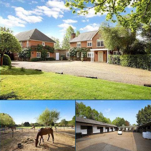5 bedroom house for sale - Hodge Lane, Hatchet Lane, Winkfield, Windsor, SL4