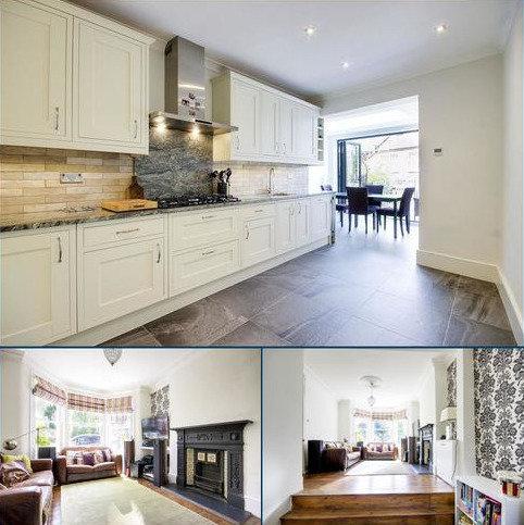 4 bedroom terraced house for sale - Victoria Road, Alexandra Park, London