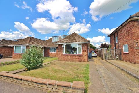 2 bedroom semi-detached bungalow for sale - Spinney Road, Norwich