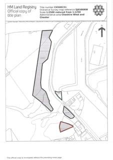 Land for sale - Bradford Road, Winsford, Cheshire, CW7