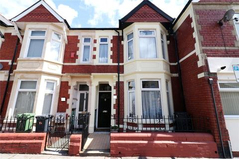 3 bedroom terraced house for sale - Cosmeston Street, Cathays, Cardiff, CF24