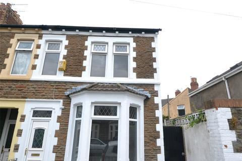 3 bedroom end of terrace house for sale - Wilson Street, Splott, Cardiff, CF24