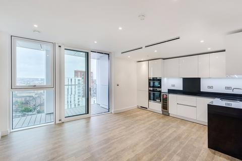 1 bedroom apartment to rent - Gladwin Tower, 50 Wandsworth Road, SW8