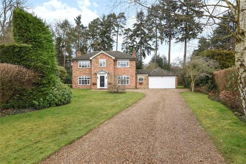 4 bedroom detached house to rent - Greenways Drive, Sunningdale, Berkshire, SL5