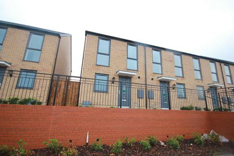 2 bedroom end of terrace house to rent - St Lukes Road, Birmingham, B5