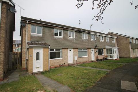 3 bedroom terraced house to rent - 12 Oxford Avenue, Eastfield Green, Cramlington, NE23 2YW