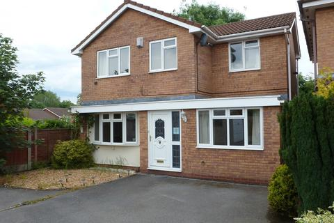 3 bedroom detached house for sale - Broadleigh Way Wistaston