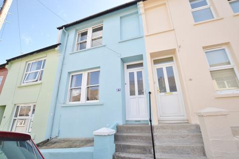 2 bedroom terraced house to rent - Arnold Street, Brighton, BN2