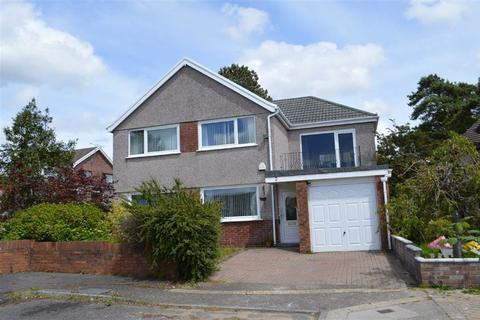 4 bedroom detached house for sale - Cedric Close, Swansea, SA2