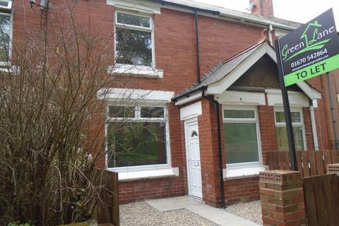 2 bedroom terraced house to rent - Rosalind Street, Ashington, NE63 9AZ