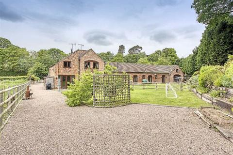3 bedroom barn conversion for sale - The Granary, Lloyd Farm Barns, Stourbridge Road, Penn, Wolverhampton, West Midlands, WV4