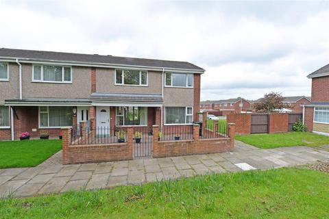 4 bedroom end of terrace house for sale - Mount Road, Birtley, Chester Le Street