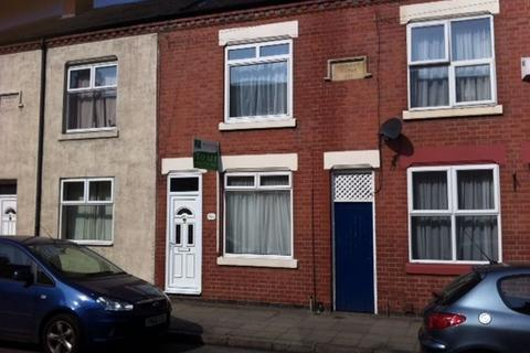 2 bedroom terraced house to rent - Dunton Street, Woodgate, Leicester