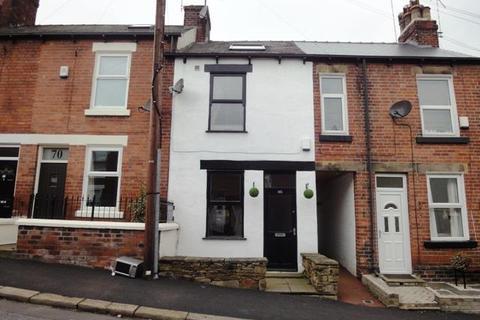 2 bedroom terraced house to rent - 68 Stewart Road, Sharrowvale, Sheffield, S11 8XT
