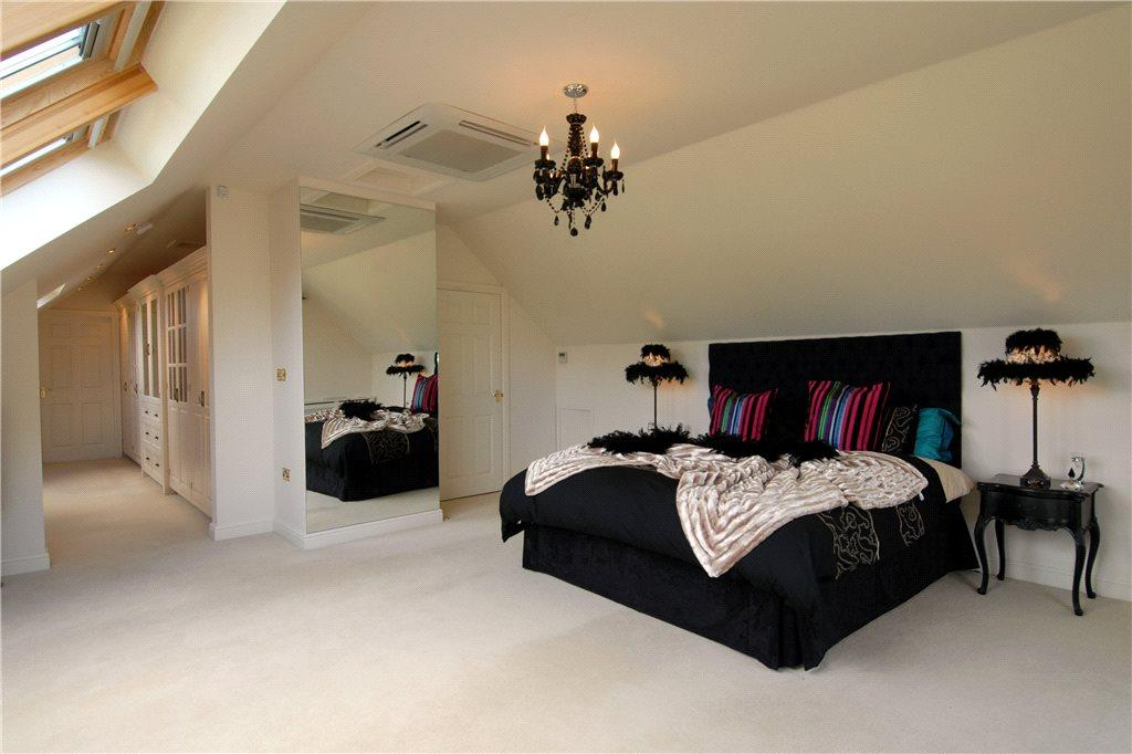 Poole Lane Burton Salmon Leeds 6 Bed Detached House For