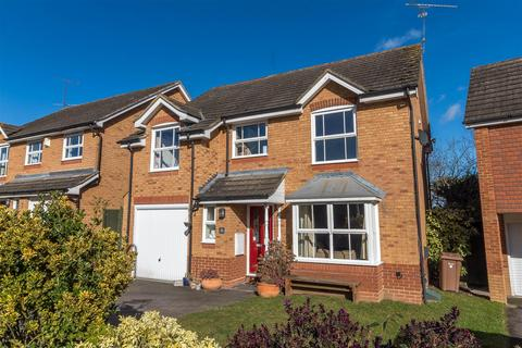 4 bedroom detached house for sale - Anthian Close, Woodley, Reading