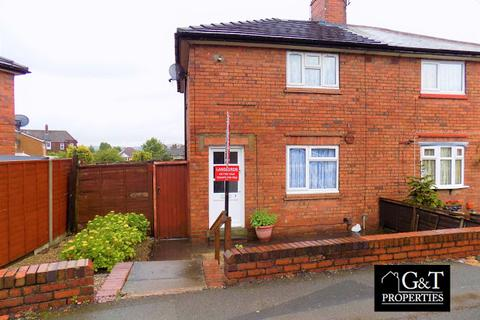 2 bedroom semi-detached house to rent - Golden Hillock Road, Dudley, DY2
