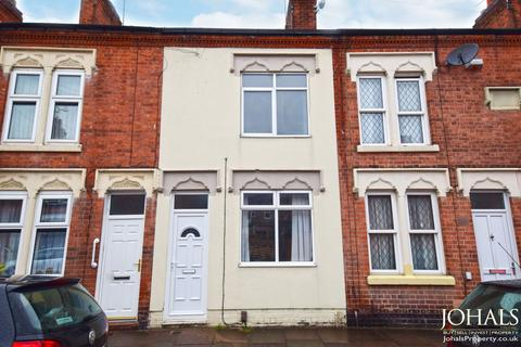 2 bedroom terraced house to rent - Lord Byron Street, Leicester, LE2